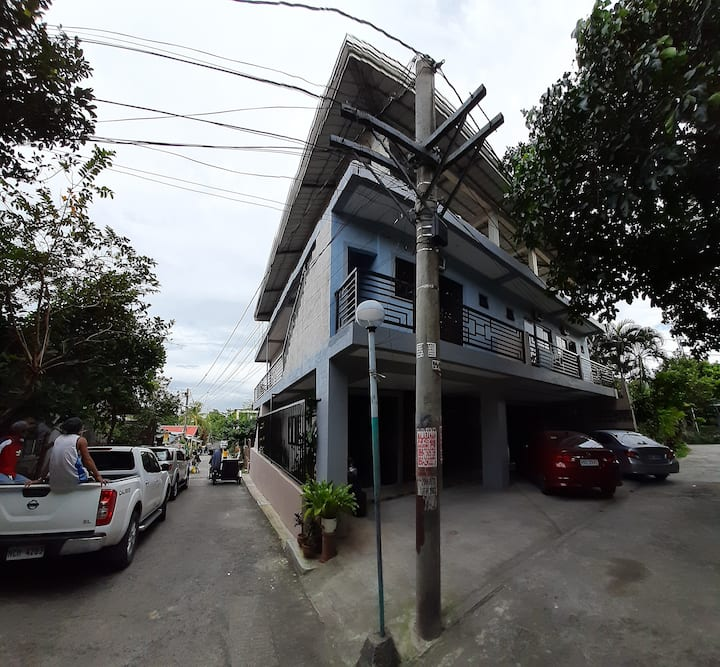 New Silang Serene Apt w/ AC & BR countryside views