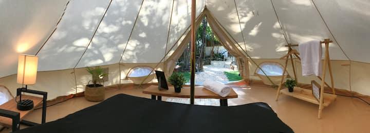 Bayou Tulum, Luxury Tent in Nature