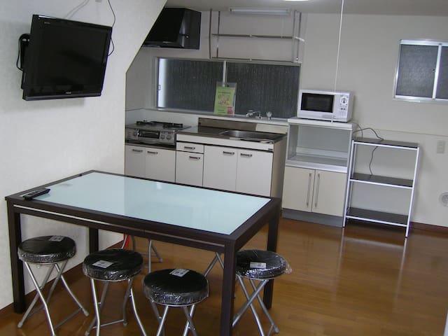 アパートメント四谷 APARTMENT yotuya - Shinjuku-ku - Gästhus