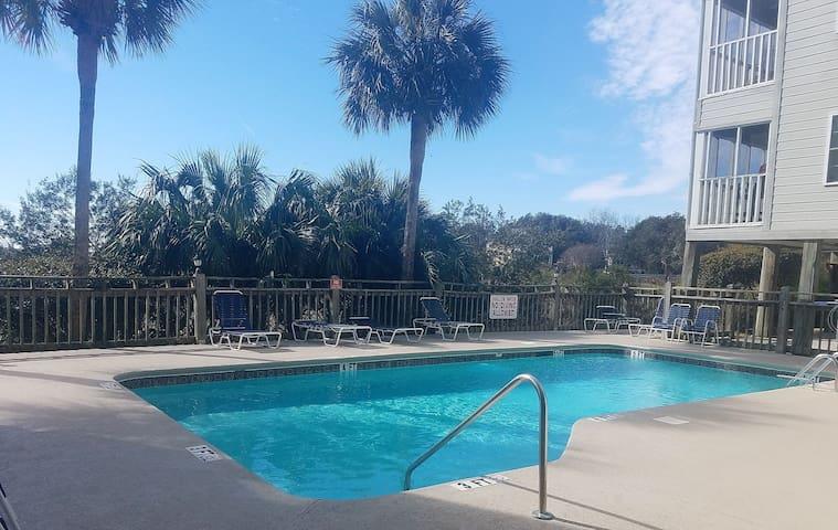 Marsh Place Villas-Garden City Beach SC -Villa 204