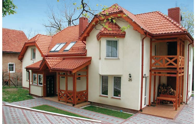 Holiday cottage with 6 bedrooms on 237 m² in Sobieszów