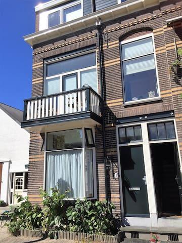 Benedenwoning 10 min te voet van het centrum - Arnhem - Apartament