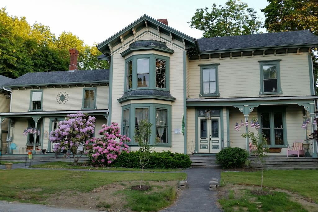Thomas Pitcher House c.1871