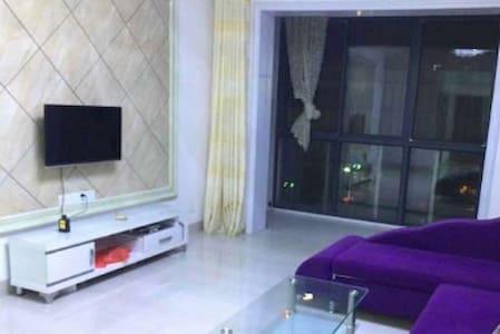 建鑫广场市政府建设路口美景房 - Xiangtan - Apartemen