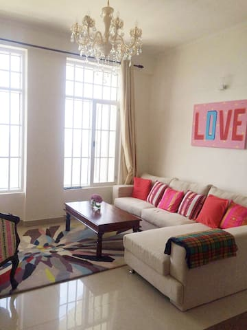 Beautiful Apartment in Campton Estate