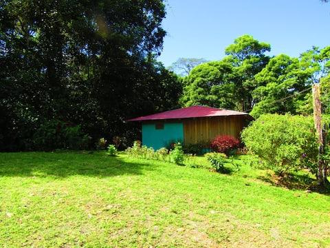 Cabaña La  Escondida - Tenorio San Miguel- Vulkan