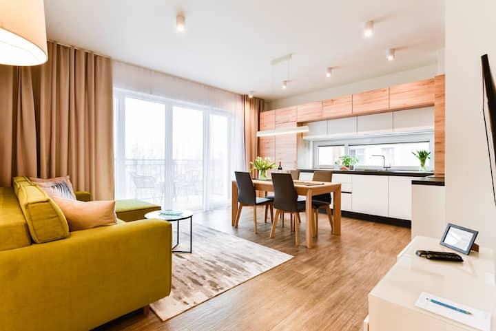 Apartamenty Tespis No.40 ( Francuska 108A/19)