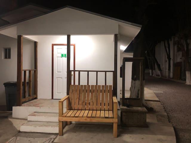 Motel del Bosque 1 -1/2