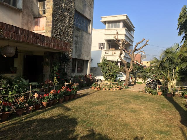 mi casa es su  casa - Chandigarh - Penzion (B&B)
