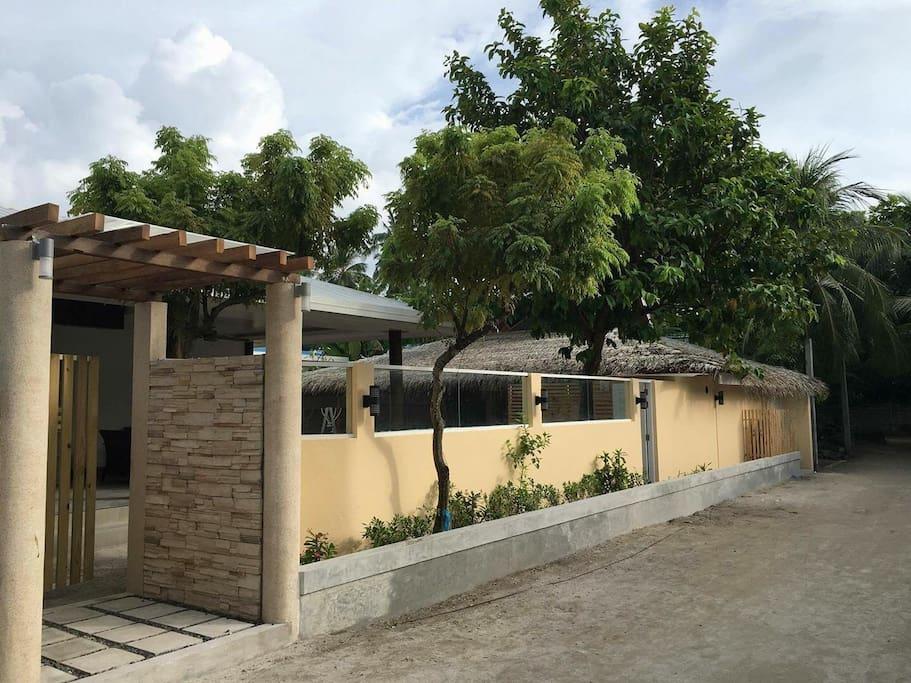 Scuba inn guest house/ south Ari atoll/Omadhoo