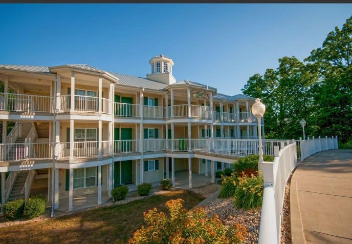 HICV Fox River Resort 2bed 2bath