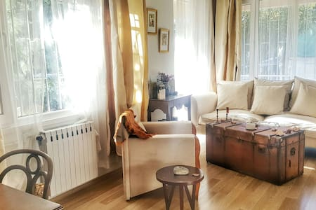 A Big Fully Furnished Flat Near Bagdat Avenue - 카디케(Kadıköy)