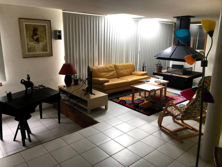 Gîte comme à la maison -10 pers- La Cabiote