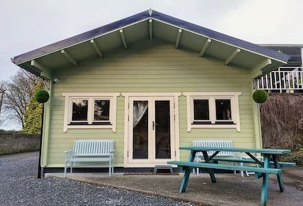 Boyne Valley Glamping - the Cabin