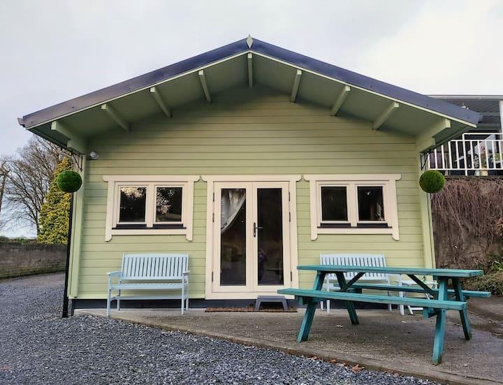 The Cabin @ Boyne Valley Glamping
