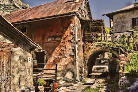 Charmante petite maison de montagne... - Méolans-Revel