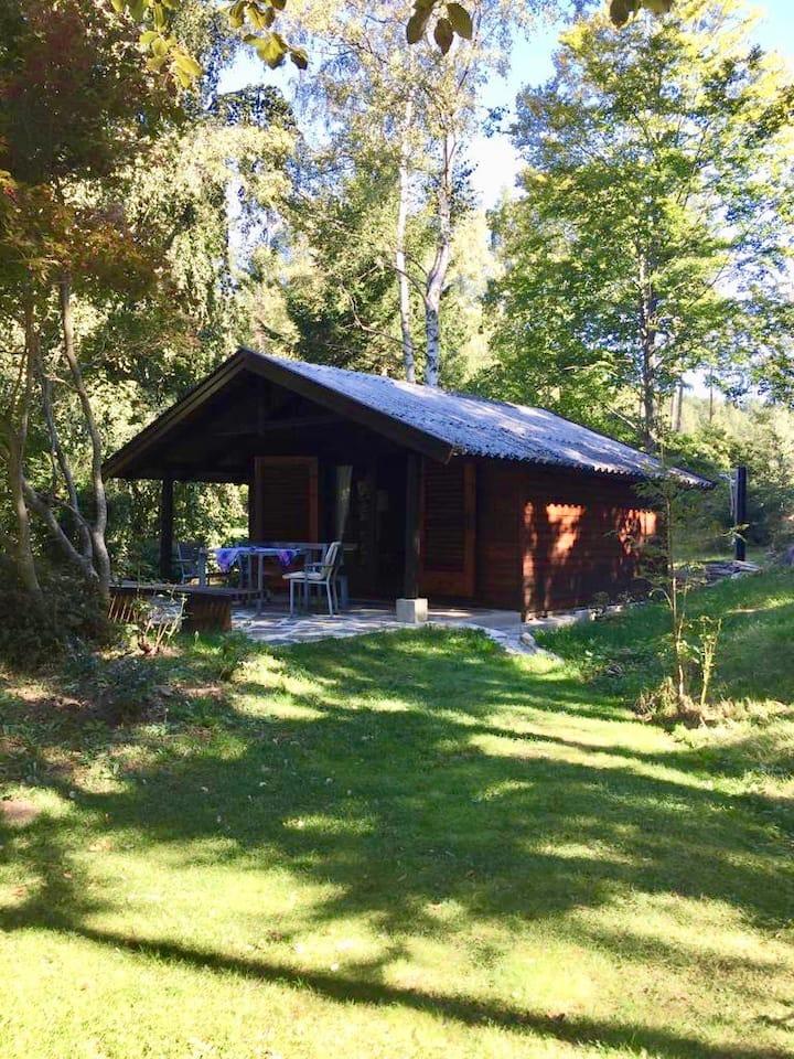 Abenteurer - Hütte