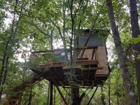 BIGFOOT'S TREEHOUSE