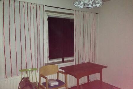 on room plus kitchenette plus bathr - Lieksa - 公寓