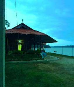 River Side Stay - Kodagu - Casa