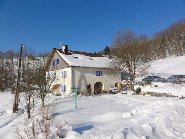Gîte cosy au calme dans une ferme rénovée - Le Thillot