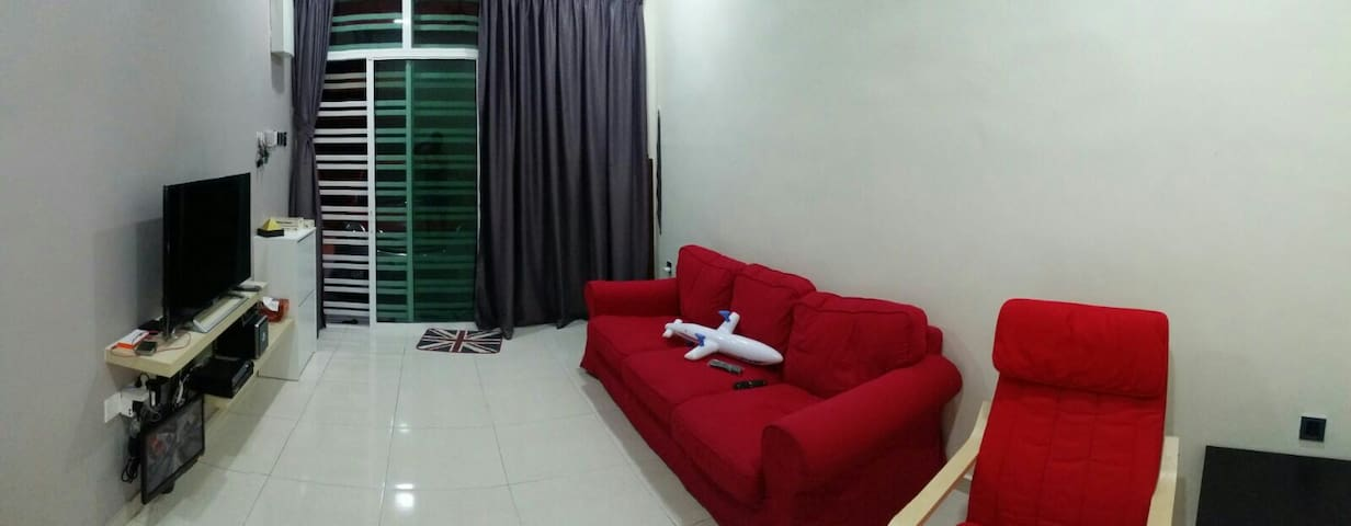 Cozy comfort single storey - Alor Gajah - Haus