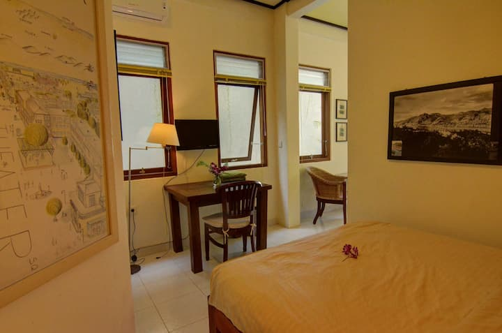 A1  Apartment with Comfortable 32 sqm
