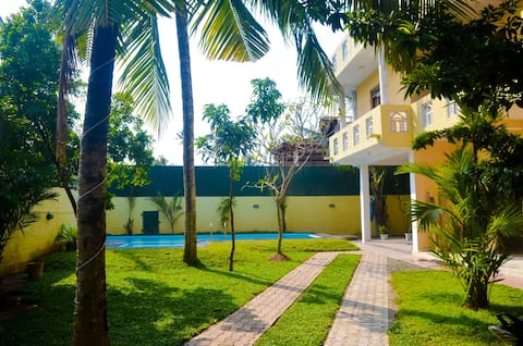 """""""Sholay Homely Villa""""- Galle"""