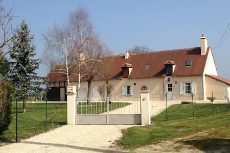 Les balcons d'ailleurs CENTREFRANCE - Méreau