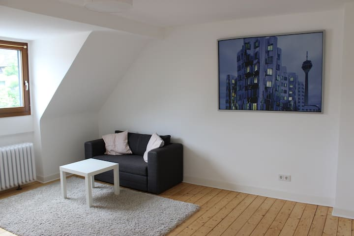 Cosy and fully equipped two-room flat