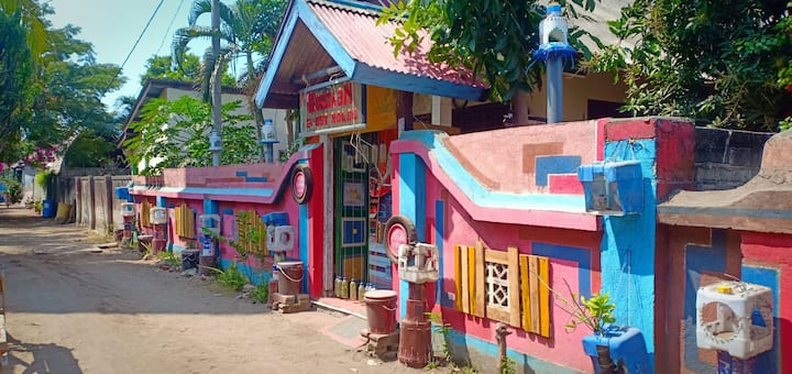 Gili Trawangan Muslim guest house