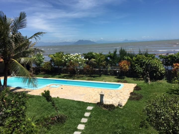 Suite Casal Beira do mar com Piscina