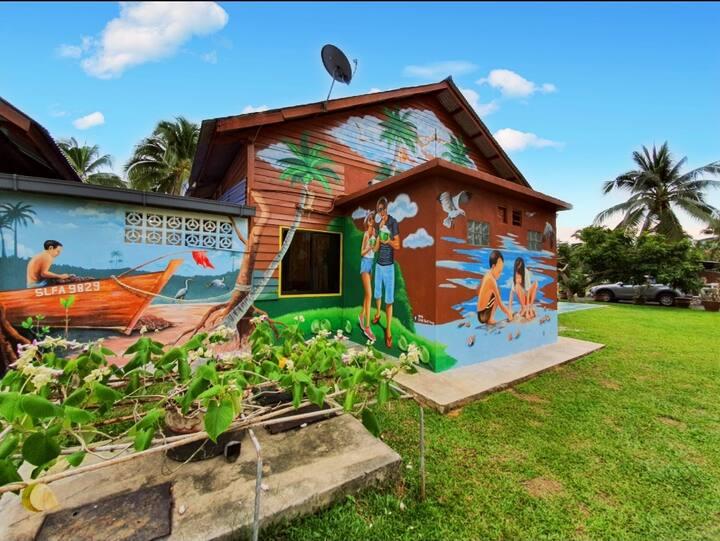 Morib Coconut Grove Banting by Beestay
