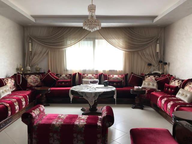 Superbe appartement - Résidence Bab Albahr 3