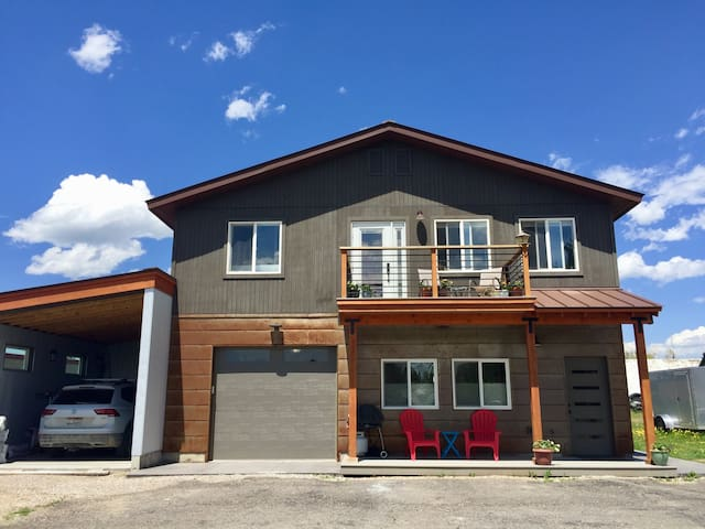 New listing! Best location in Driggs.
