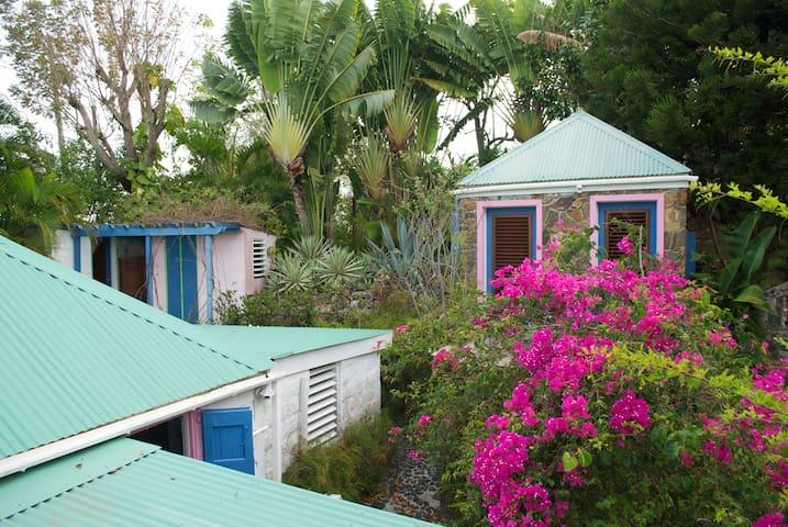FOUR WINDS -- Breathtaking, Romantic Getaway. - Tortola - Villa