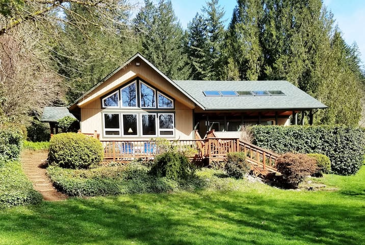 Your Mckenzie Paradise~Just 30 Minutes From Eugene