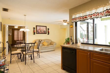 Sawgrass / BB& T Bungalow! - Sunrise