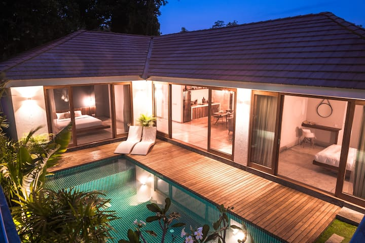 GOOD STORY villa for 6 in Ahangama