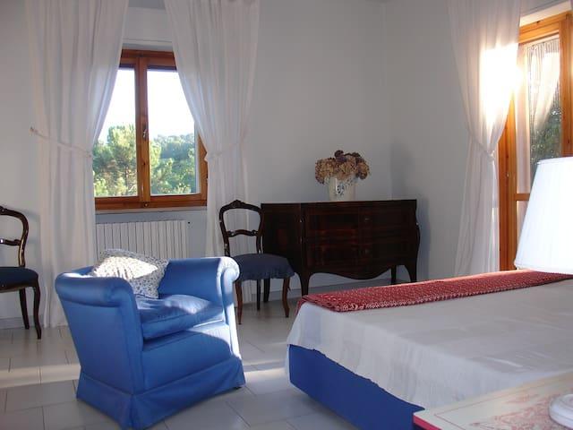 Taurasi villa su due piani 300mq  nel verde - Taurasi - Villa
