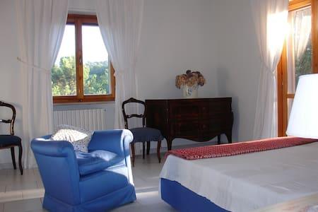 Taurasi villa su due piani 300mq  nel verde - Taurasi - Vila