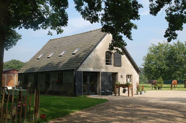 Klein Dubbelland - Doorn - Houten huisje