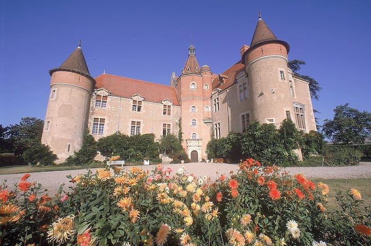 Chambres au château - Soual - Hrad