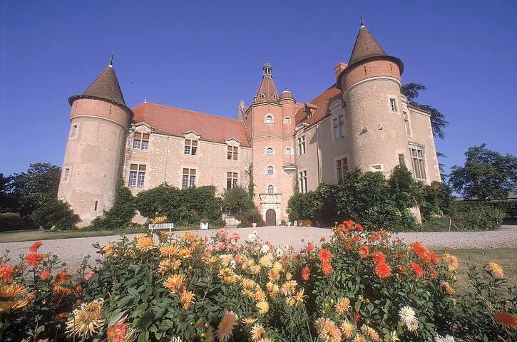 Chambres au château - Soual - Kasteel