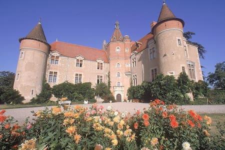 Chambres au château - Soual - Linna
