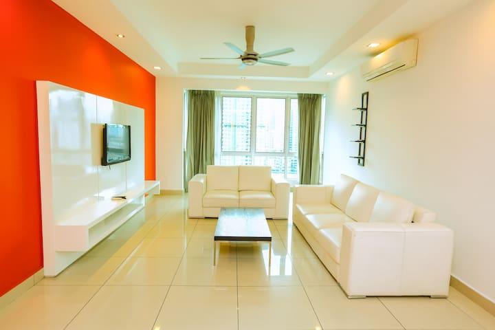 C2 Family Suites & Mont Kiara & Kiara163 & MITEC