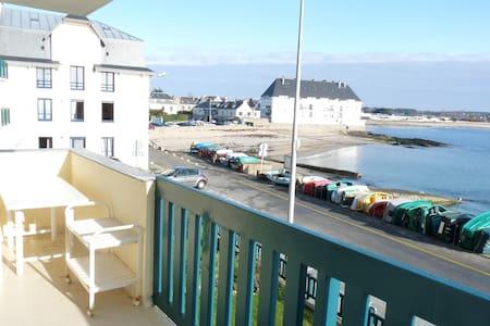 appartement sur le port et plage  - Ploemeur - Διαμέρισμα