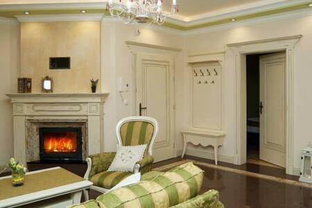 Apartament Prowansalski 4-osobowy - Szczyrk