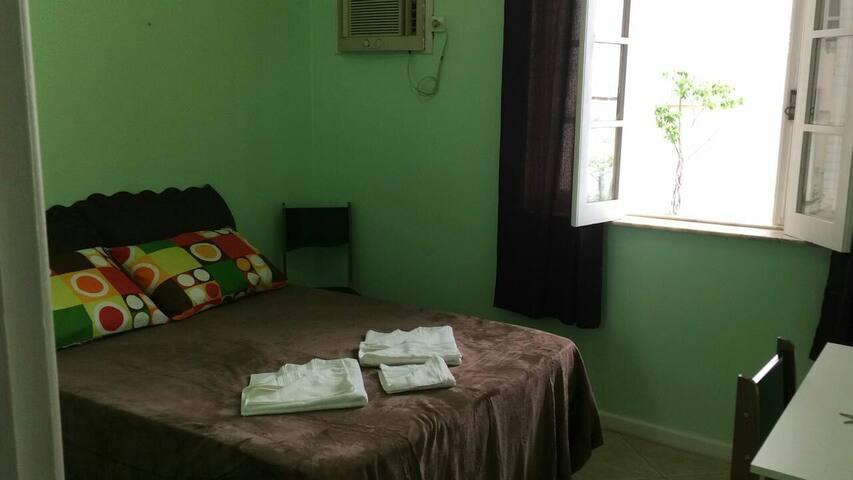 Central Double room - Ipanema Beach
