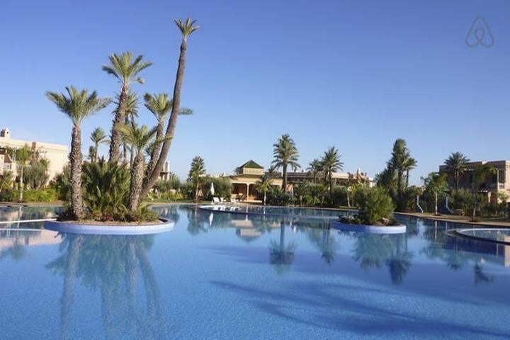 Magnifique Appartement Marrakech - Marràqueix - Pis